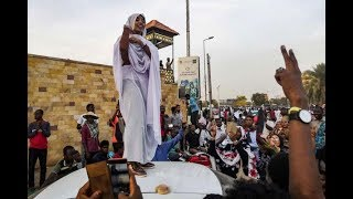 Alaa Salah, The 'Nubian Queen' Who Stood Against Bashir