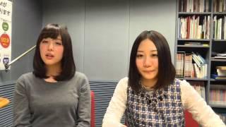 2016年2月29日月2じゃないよ!鎌田菜月vs古畑奈和