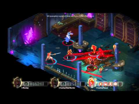 Masquerada: Songs and Shadows - Reveal Trailer thumbnail