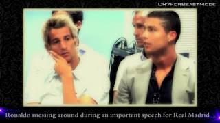 Cristiano Ronaldo (Криштиану Роналду), Cristiano Ronaldo-Cute&Funny Moments