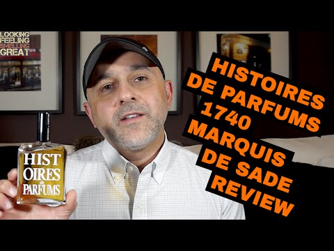 Histoires De Parfums 1740 Marquis De Sade Review (Sexy Leather+Patchouli) + Full Bottle USA Giveaway