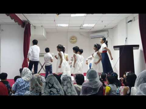 Download God Is Good Action Song By FGC Kuwait HD Mp4 3GP Video and MP3