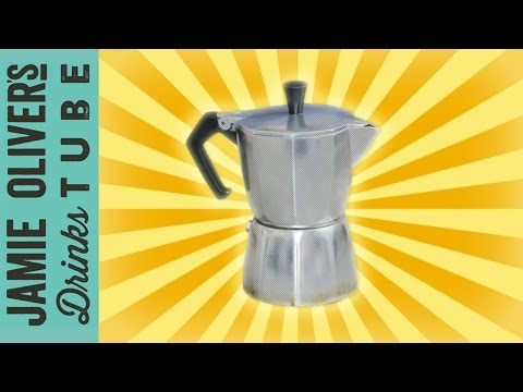 How to use a Coffee Percolator    Food Busker   One Minute Tips