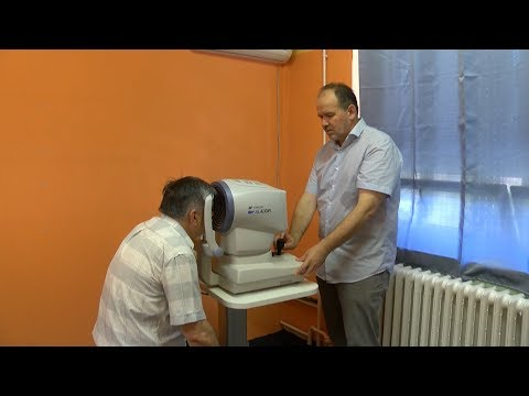 Szemészeti klinika a Krylatskoe metróállomás közelében