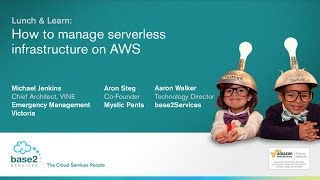 How to manage serverless infrastructure on AWS