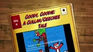 Goody, Goodie: A Gullah/Geechee Tale by Queen Quet with illustrations by Quadré Stuckey