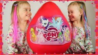 КОНКУРС Май Литл Пони Игрушки MLP My Little Pony Toys Видео с игрушками Мой Mаленький Пони для детей