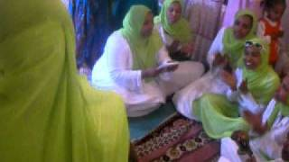 Ladies Menzuma ( Zikr )  At The Brides House -   Ethiopian Muslim  Wedding