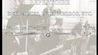 White Star Line Music 174.- In the Shadows