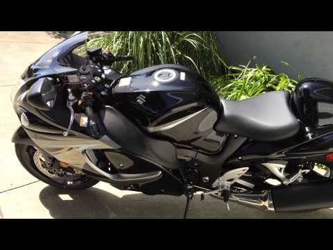 2013 Suzuki Hayabusa Walk Around