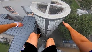Parkour and Freerunning  - Extreme Stunts