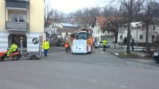 preview picture of video 'Mainburg Karneval Umzug 2015'