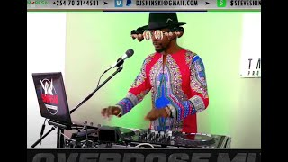 Old School African Music, Lingala, Rhumba, kwaito Overdose Wednesday Live Show – Dj Shinski