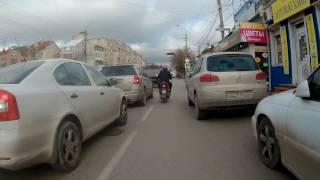 Велосипедом по Симферополю - 3: ЖД-Лексина-Ц.Рынок-Воровского