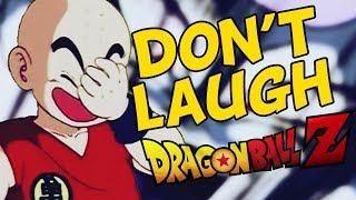You Laugh... YOU DELETE DRAGON BALL FUSIONS?! Try not to Laugh Challenge - DragonBall Z Edition #3