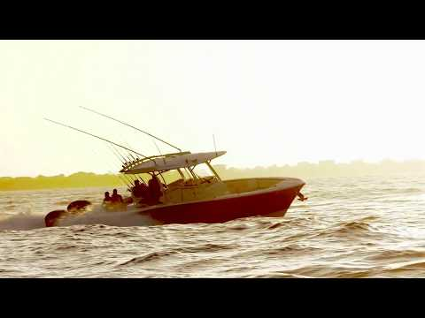 Yamaha XF425 5.6L V8  Digital 25 in Pensacola, Florida - Video 1