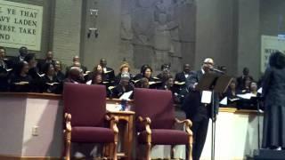 FABC Sanctuary Choir - Ride Up In The Chariot arr. Joseph Joubert