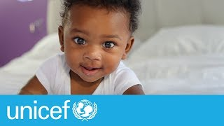 Learn how to boost your baby's brain from a Harvard Professor | UNICEF