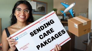 MILITARY CARE PACKAGES | WHAT TO SEND YOUR DEPLOYED LOVED ONES