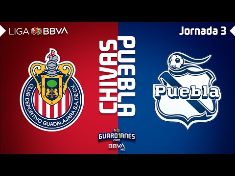 Resumen | Guadalajara vs Puebla | Liga BBVA MX – Guardianes 2020 – Jornada 3