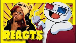 Movie Sequels by TheOdd1sOut | Story Time Animation Reaction