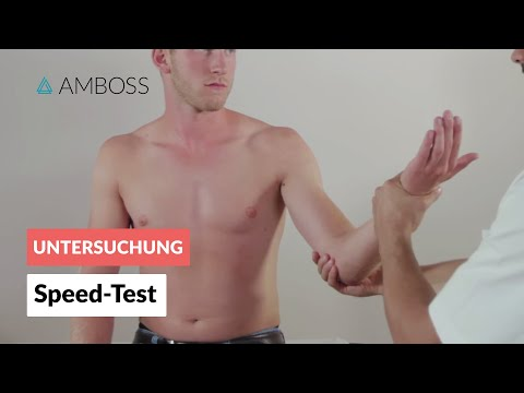 Verstrecken Armmuskeln am Ellenbogen