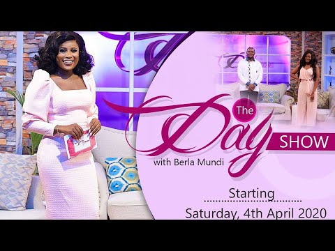 THE DAY SHOW EPISODE ONE WITH BERLA MUNDI
