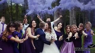 Шикарный трейлер к свадебному фильму.Свадьба в Харькове.