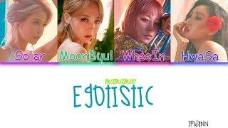 MAMAMOO - Egotistic |Sub. Español + Color Coded| (HAN/ROM/ESP)