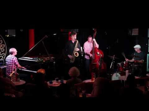 Julian Siegel Quartet - 'One For J.T.' (HD) Live at Pizza Express May 2012