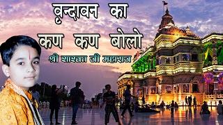 Virandavan Ka Kan Kan Bole || वृन्दावन का कण कण बोलो || Latest Shyam Bhajan