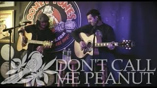 Bayside - Don't Call Me Peanut (Acoustic - Live from Looney Tunes, NY)