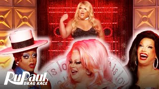 The Roast of Heidi N Closet, Valentina & Nina West 😇 RuPaul's Drag Race