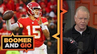 NFL Divisional Round Picks | Boomer & Gio