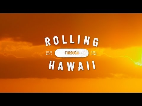 Robbie Brockel & Jack Olson : Rolling Through Hawaii