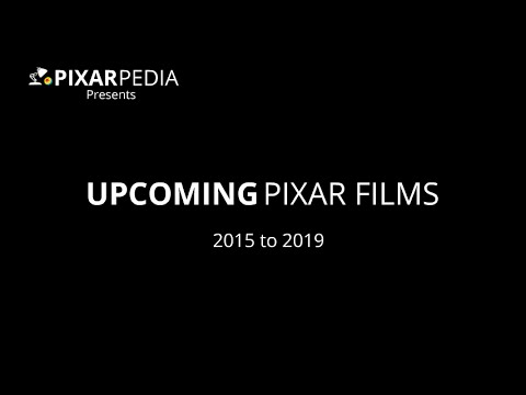 Pixarpedia - Upcoming Pixar Films