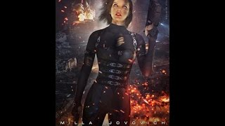 Resident Evil 6 The Final - Trailer Official 2017