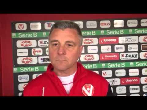 Bettinelli presenta Varese-Brescia