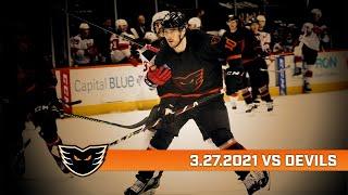 Devils vs. Phantoms   Mar. 27, 2021