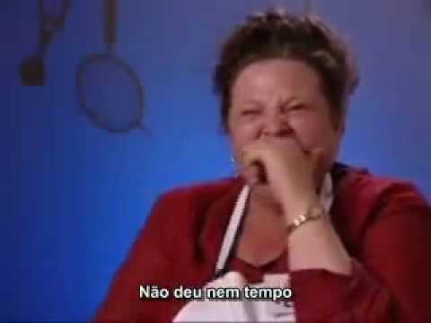 Dona Eva comenta Corinthians e Santos
