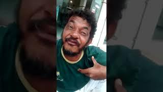 Varredor de rua indignado denuncia administração caótica de Carapebus