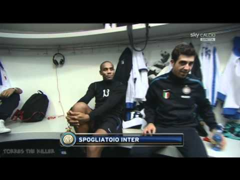 Inter × Palermo    Changing room