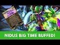 Warframe: Nidus Just Got Buffed!