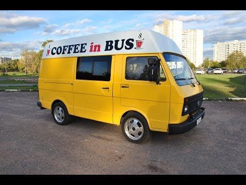 Кофейня на колесах из микроавтобуса.  Стартап!!! @fatmans_coffeebus