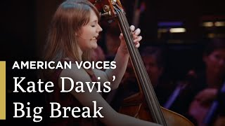 Kate Davis Gets Big Break at American Voices Concert | Great Performances on PBS