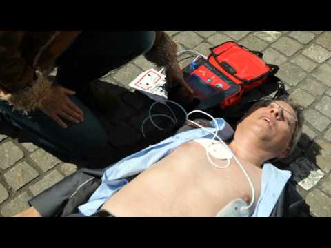 SCHILLER FRED® easy - when to use a defibrillator