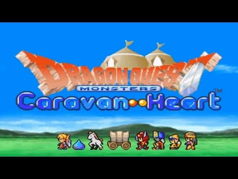 Dragon Quest Monsters : Caravan Heart GBA