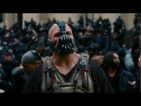 The Dark Knight Rises (2012) - Batman vs. Bane (HD)
