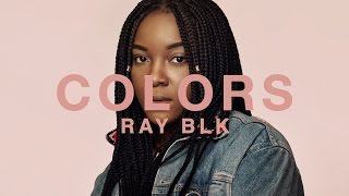 COLORS - RAY BLK - My Hood