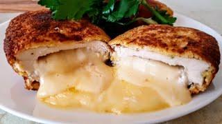 Куриная грудка с сыром по-цыгански. Как приготовить куриную грудку быстро. Gipsy cuisine.
